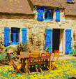Brittany Alfresco - Mosaic Art