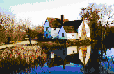 Flatford Mill - Mosaic Art