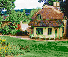Cottage Dairy (John Nash) - Mosaic Art