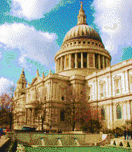 St. Paul's Cathedral - Mosaic Art