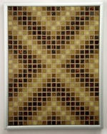 Sepia Arrows - Mosaic Accent