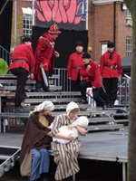Herod and Soldiers (Lichfield Mysteries 2012)